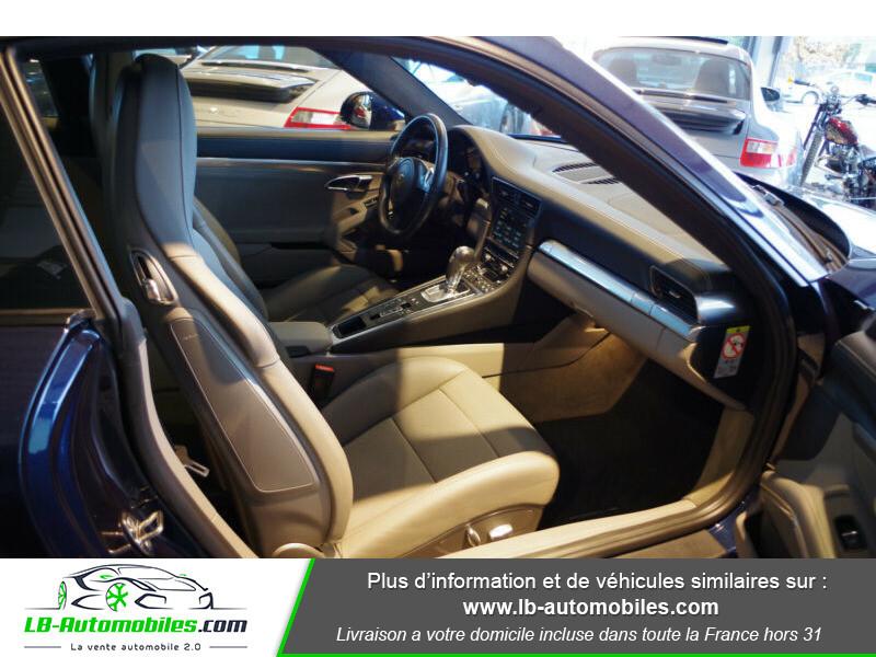 Porsche 911 Type 991 991 3.8i carrera 4S 400 PDK Bleu occasion à Beaupuy - photo n°17