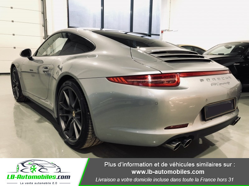 Porsche 911 Type 991 991 3.8i carrera 4S 400 PDK Gris occasion à Beaupuy - photo n°10