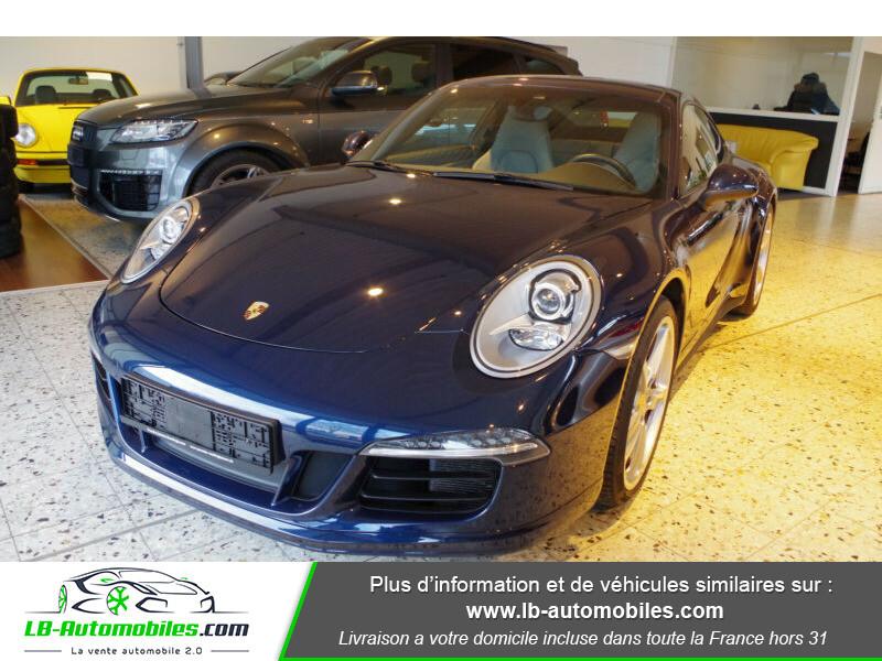 Porsche 911 Type 991 991 3.8i carrera 4S 400 PDK Bleu occasion à Beaupuy
