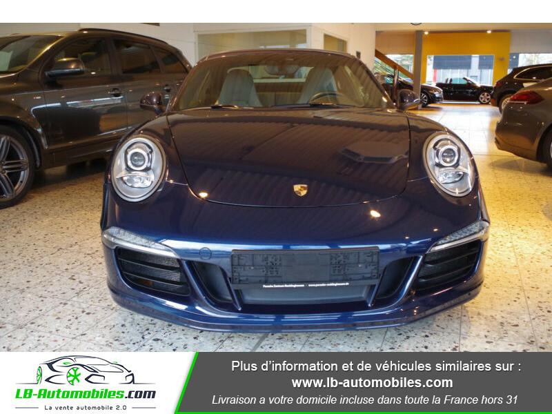 Porsche 911 Type 991 991 3.8i carrera 4S 400 PDK Bleu occasion à Beaupuy - photo n°8