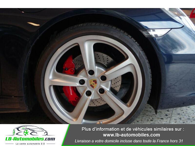 Porsche 911 Type 991 991 3.8i carrera 4S 400 PDK Bleu occasion à Beaupuy - photo n°4