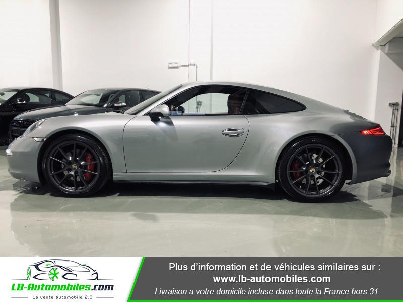Porsche 911 Type 991 991 3.8i carrera 4S 400 PDK Gris occasion à Beaupuy - photo n°9