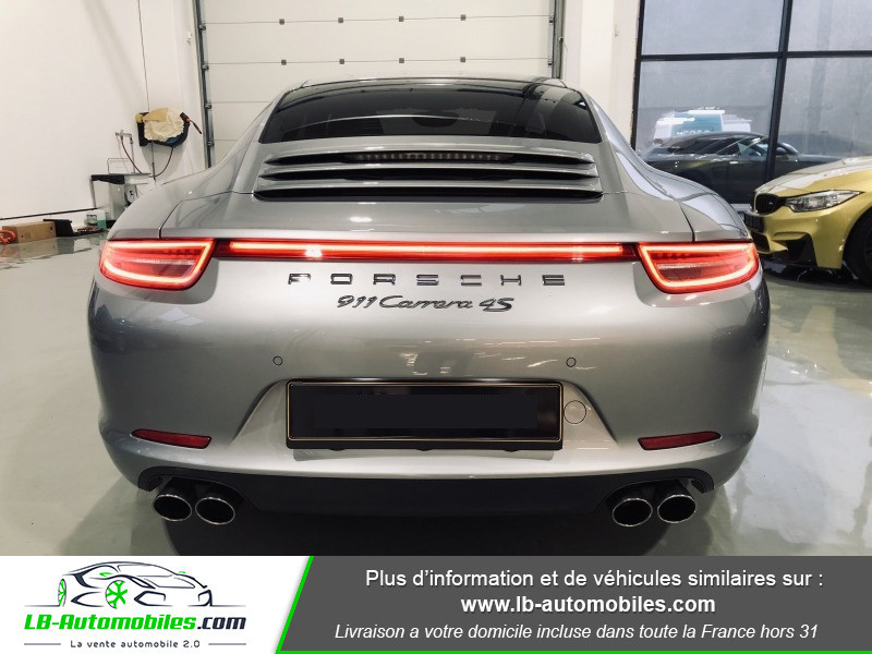 Porsche 911 Type 991 991 3.8i carrera 4S 400 PDK Gris occasion à Beaupuy - photo n°11