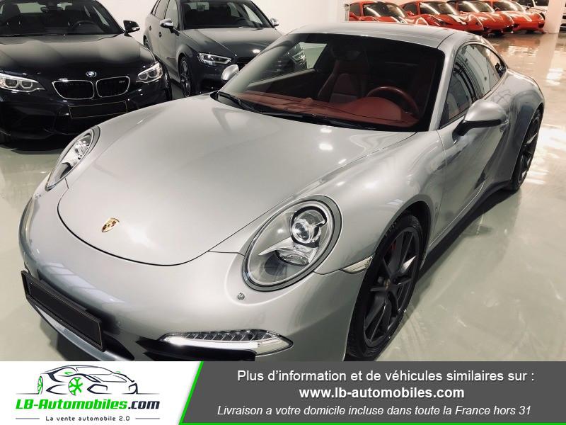 Porsche 911 Type 991 991 3.8i carrera 4S 400 PDK Gris occasion à Beaupuy