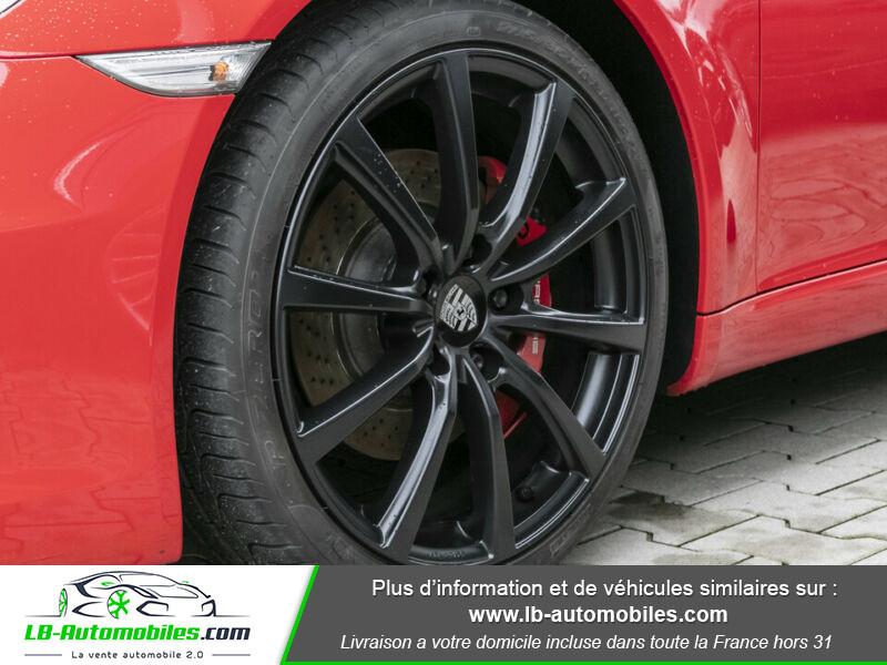 Porsche 911 Type 991 991 3.8i carrera S 400 PDK Rouge occasion à Beaupuy - photo n°7