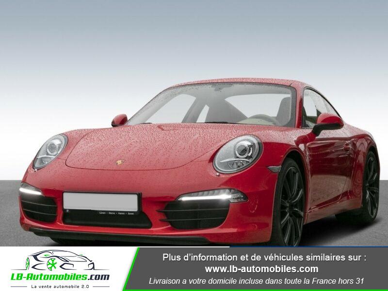 Porsche 911 Type 991 991 3.8i carrera S 400 PDK Rouge occasion à Beaupuy