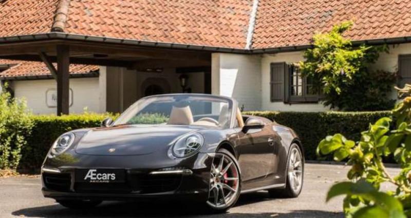 Porsche 911 Type 991 991 C4S - CABRIO - SPORT EXHAUST - BELGIAN  occasion à IZEGEM - photo n°4
