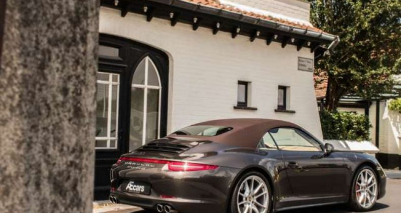 Porsche 911 Type 991 991 C4S - CABRIO - SPORT EXHAUST - BELGIAN  occasion à IZEGEM - photo n°6