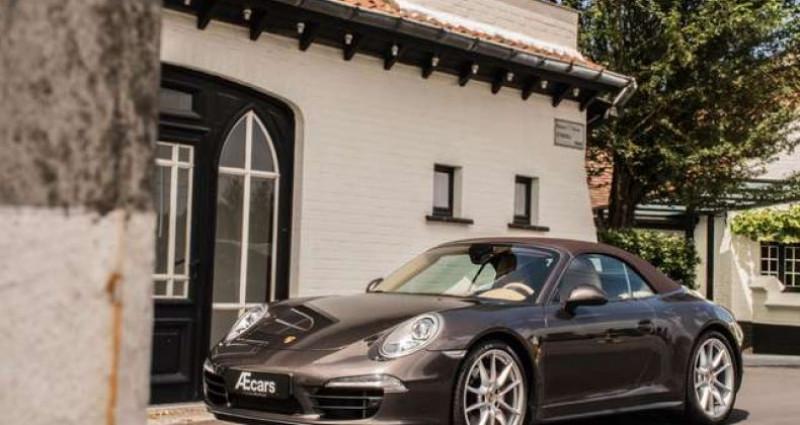 Porsche 911 Type 991 991 C4S - CABRIO - SPORT EXHAUST - BELGIAN  occasion à IZEGEM - photo n°7