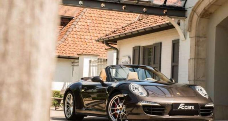 Porsche 911 Type 991 991 C4S - CABRIO - SPORT EXHAUST - BELGIAN  occasion à IZEGEM - photo n°2