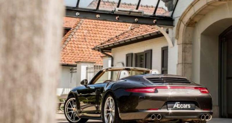 Porsche 911 Type 991 991 C4S - CABRIO - SPORT EXHAUST - BELGIAN  occasion à IZEGEM - photo n°3