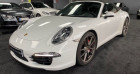 Porsche 911 Type 991 991 Cabriolet Carrera S 3.8 400 ch PDK Blanc à LISSIEU 69