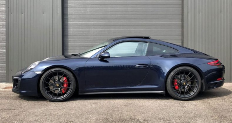 Porsche 911 Type 991 991 Carrera 4 GTS  occasion à Genas - photo n°2