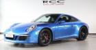 Porsche 911 Type 991 991 Carrera 4 GTS Bleu à Le Port Marly 78