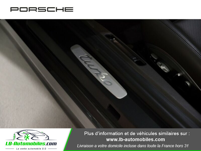 Porsche 911 Type 991 991 Coupe 3.8i Turbo 520 PDK Gris occasion à Beaupuy - photo n°5