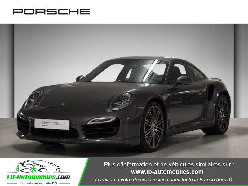 Porsche 911 Type 991 991 Coupe 3.8i Turbo 520 PDK Gris occasion à Beaupuy