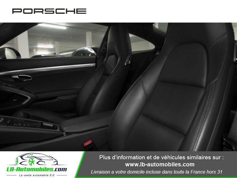 Porsche 911 Type 991 991 Coupe 3.8i Turbo 520 PDK Gris occasion à Beaupuy - photo n°18