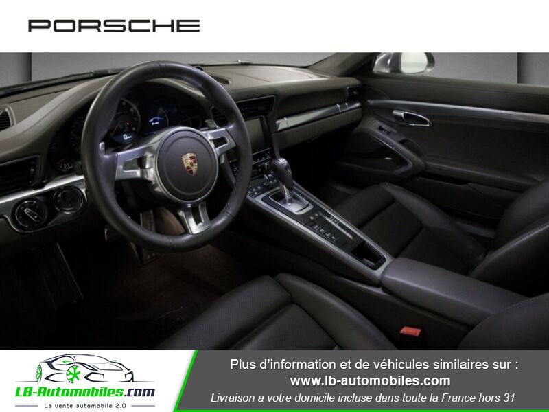 Porsche 911 Type 991 991 Coupe 3.8i Turbo 520 PDK Gris occasion à Beaupuy - photo n°2