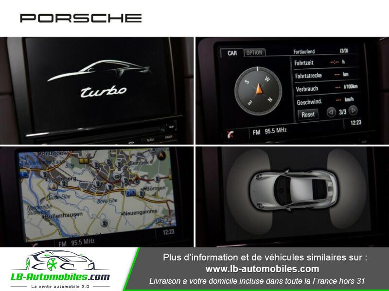 Porsche 911 Type 991 991 Coupe 3.8i Turbo 520 PDK Gris occasion à Beaupuy - photo n°19