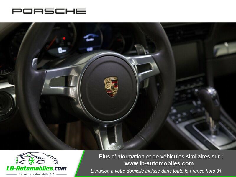 Porsche 911 Type 991 991 Coupe 3.8i Turbo 520 PDK Gris occasion à Beaupuy - photo n°20