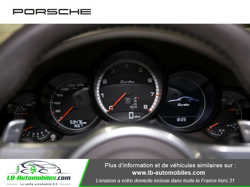 Porsche 911 Type 991 991 Coupe 3.8i Turbo 520 PDK Gris occasion à Beaupuy - photo n°15