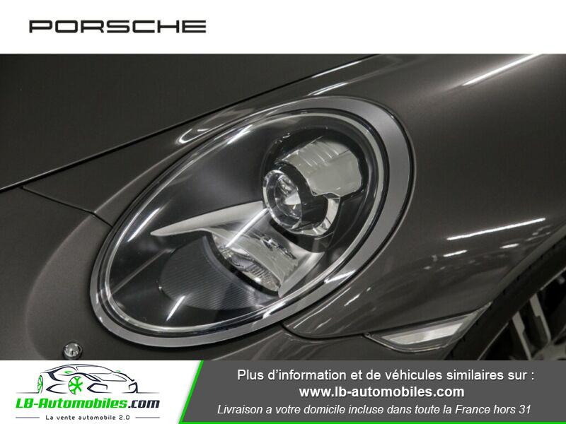 Porsche 911 Type 991 991 Coupe 3.8i Turbo 520 PDK Gris occasion à Beaupuy - photo n°8