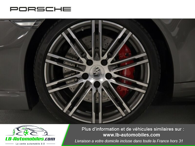 Porsche 911 Type 991 991 Coupe 3.8i Turbo 520 PDK Gris occasion à Beaupuy - photo n°10