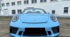 Porsche 911 Type 991 991 SPEEDSTER Bleu à Montévrain 77
