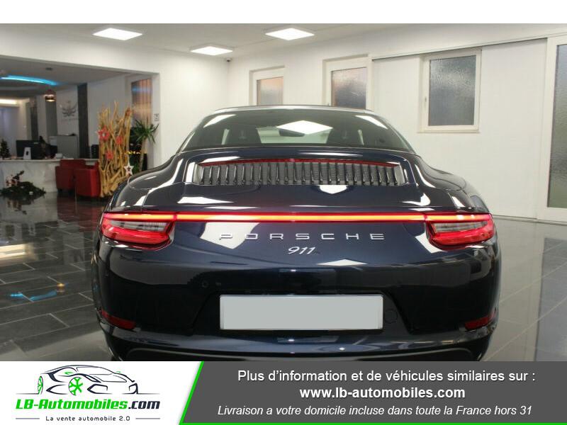 Porsche 911 Type 991 991 Targa 4 3.0i 370 PDK Bleu occasion à Beaupuy - photo n°11