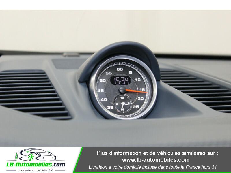 Porsche 911 Type 991 991 Targa 4 3.0i 370 PDK Bleu occasion à Beaupuy - photo n°6