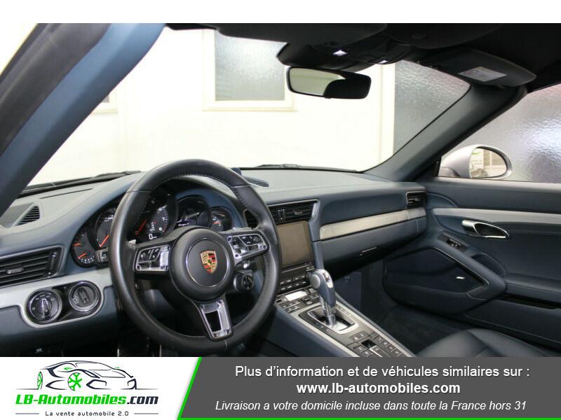 Porsche 911 Type 991 991 Targa 4 3.0i 370 PDK Bleu occasion à Beaupuy - photo n°2