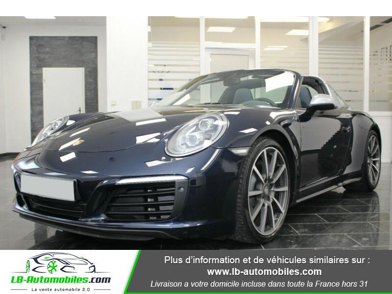 Porsche 911 Type 991 991 Targa 4 3.0i 370 PDK Bleu occasion à Beaupuy