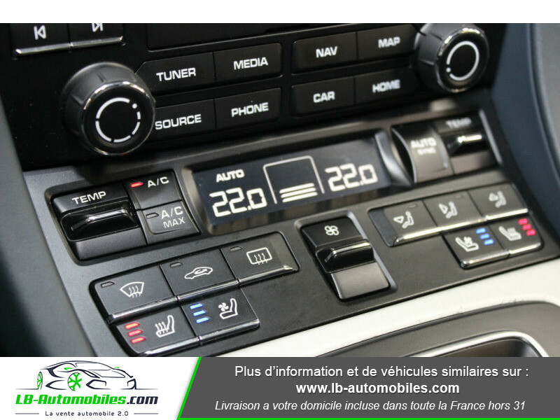 Porsche 911 Type 991 991 Targa 4 3.0i 370 PDK Bleu occasion à Beaupuy - photo n°7