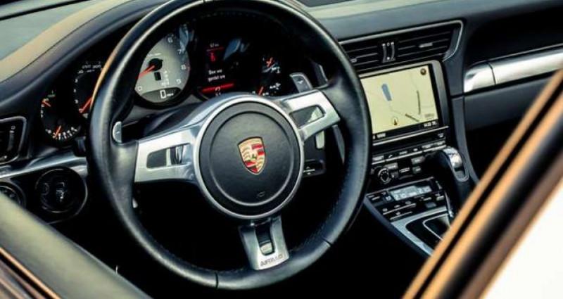 Porsche 911 Type 991 991 TARGA 4S - PDK - BELGIAN - 1 OWNER Gris occasion à IZEGEM - photo n°7