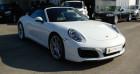 Porsche 911 Type 991 CARRERA CABRIOLET 991 4S 3.0i 420 PDK Blanc à SAINT MAXIMUM 60