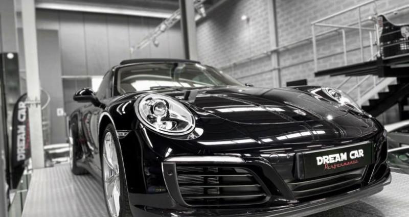Porsche 911 Type 991 PORSCHE 911 (type 991 Phase 2) Carrera 4S 3.0 420 CH Noir occasion à SAINT LAURENT DU VAR - photo n°2