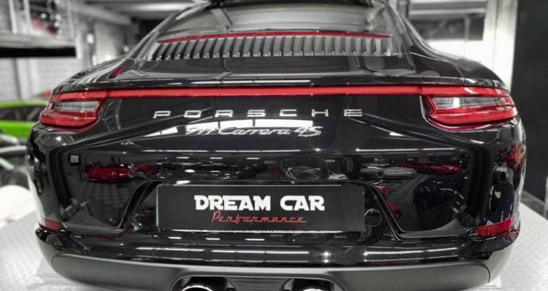 Porsche 911 Type 991 PORSCHE 911 (type 991 Phase 2) Carrera 4S 3.0 420 CH Noir occasion à SAINT LAURENT DU VAR - photo n°7