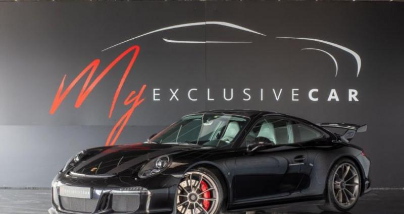Porsche 911 Type 991 PORSCHE 911 Type 991 GT3 Phase 1 3.8 476 CH PDK Noir occasion à LISSIEU