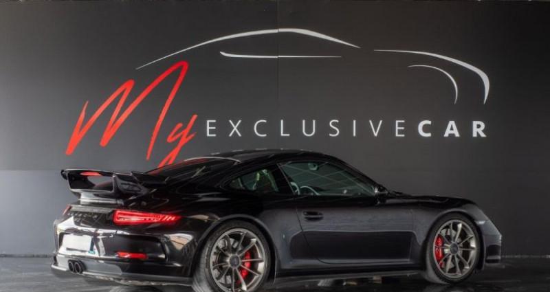 Porsche 911 Type 991 PORSCHE 911 Type 991 GT3 Phase 1 3.8 476 CH PDK Noir occasion à LISSIEU - photo n°7