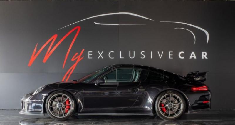 Porsche 911 Type 991 PORSCHE 911 Type 991 GT3 Phase 1 3.8 476 CH PDK Noir occasion à LISSIEU - photo n°6