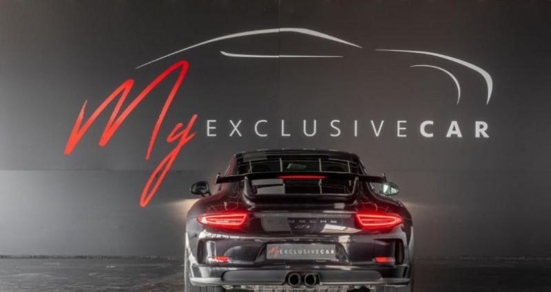 Porsche 911 Type 991 PORSCHE 911 Type 991 GT3 Phase 1 3.8 476 CH PDK Noir occasion à LISSIEU - photo n°4