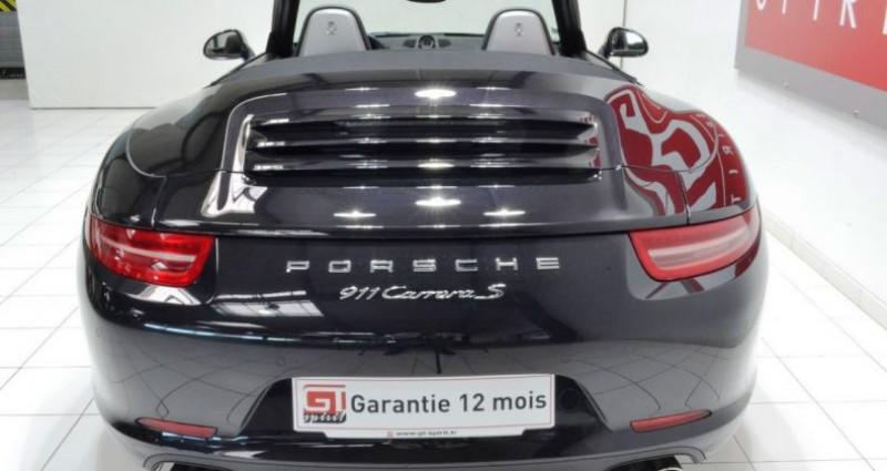 Porsche 911 Type 991 PORSCHE - 991 Carrera S Cabriolet  occasion à La Boisse - photo n°6