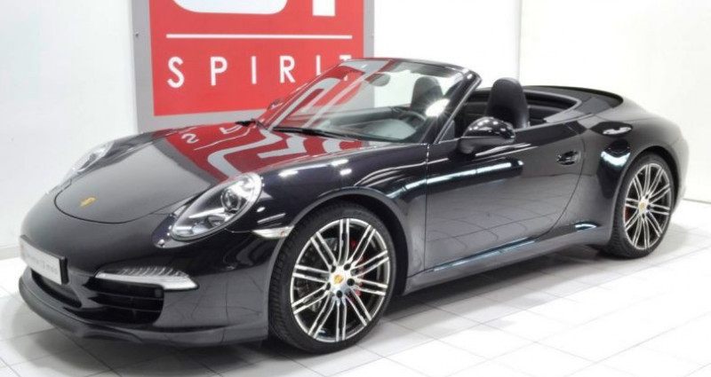 Porsche 911 Type 991 PORSCHE - 991 Carrera S Cabriolet  occasion à La Boisse