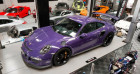 Porsche 911 Type 991 PORSCHE 991 GT3 RS 4.0L Bleu à SAINT LAURENT DU VAR 06