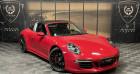 Porsche 911 Type 991 Type 991 (1) Targa 4 GTS 430 ch Rouge à GUERANDE 44