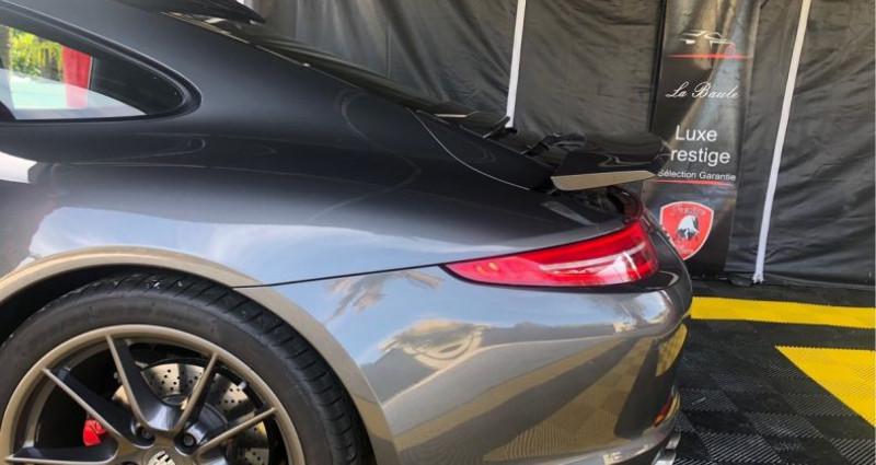 Porsche 911 Type 991 type 991 4s 3.8i 400 pdk 2013 Gris occasion à LA BAULE - photo n°7