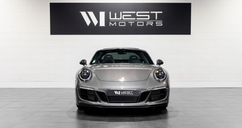 Porsche 911 Type 991 Type 991 Phase 2 4 GTS 450 Ch Gris occasion à DARDILLY - photo n°2
