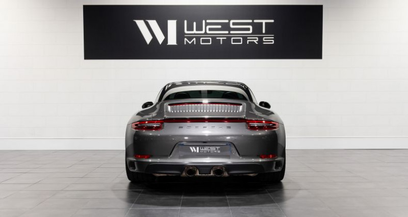 Porsche 911 Type 991 Type 991 Phase 2 4 GTS 450 Ch Gris occasion à DARDILLY - photo n°6