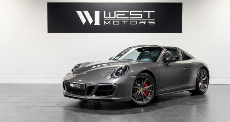 Porsche 911 Type 991 Type 991 Phase 2 4 GTS 450 Ch Gris occasion à DARDILLY