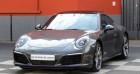 Porsche 911 Type 991 V (991) 3.0 420ch 4S PDK Gris à Boulogne-billancourt 92